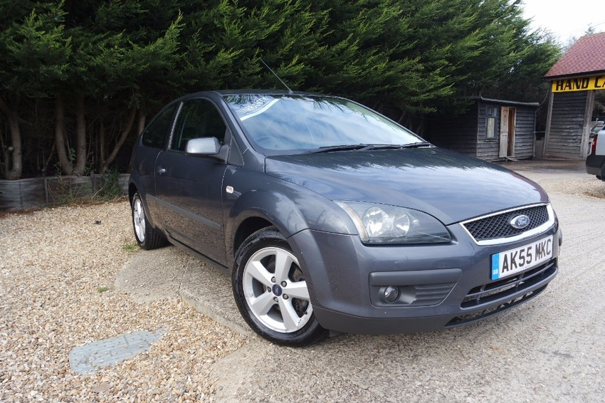 View FORD FOCUS 1.6 ZETEC CLIMATE P