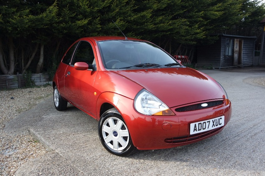 View FORD KA 1.3 STYLE CLIMATE CLOTH