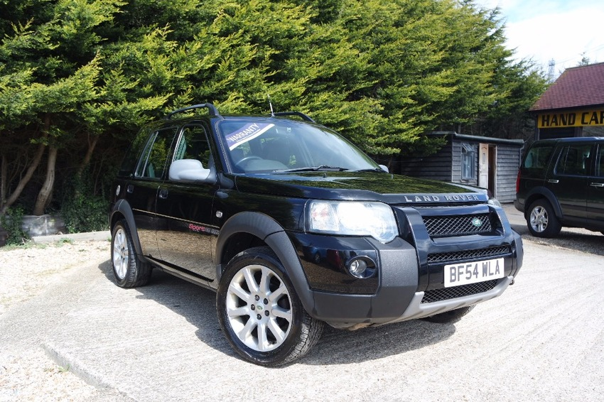 View LAND ROVER FREELANDER 2.0 TD4 SPORT STATION WAGON