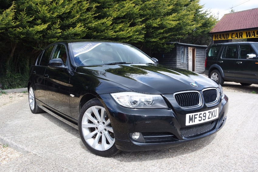 View BMW 3 SERIES 318D SE BUISNESS