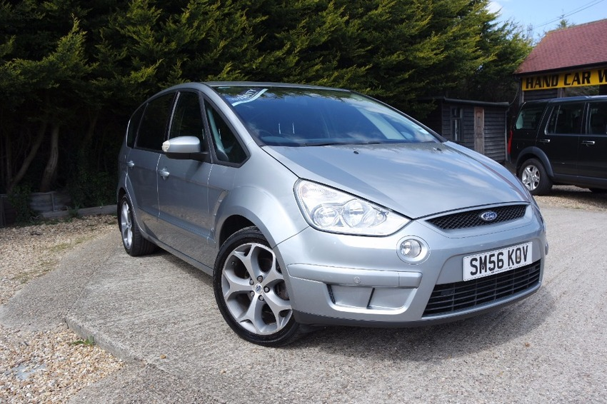 View FORD S-MAX ZETEC 2.0 TDCI