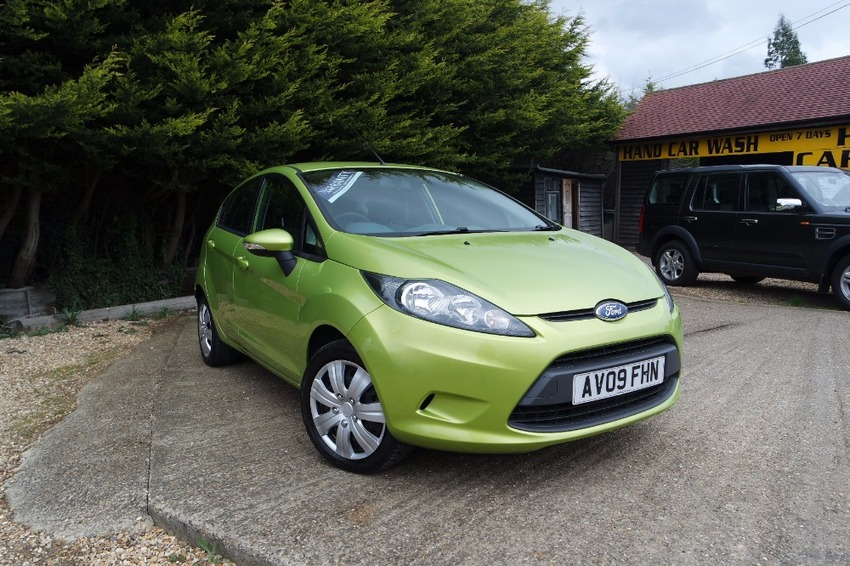 View FORD FIESTA STYLE PLUS 1.25