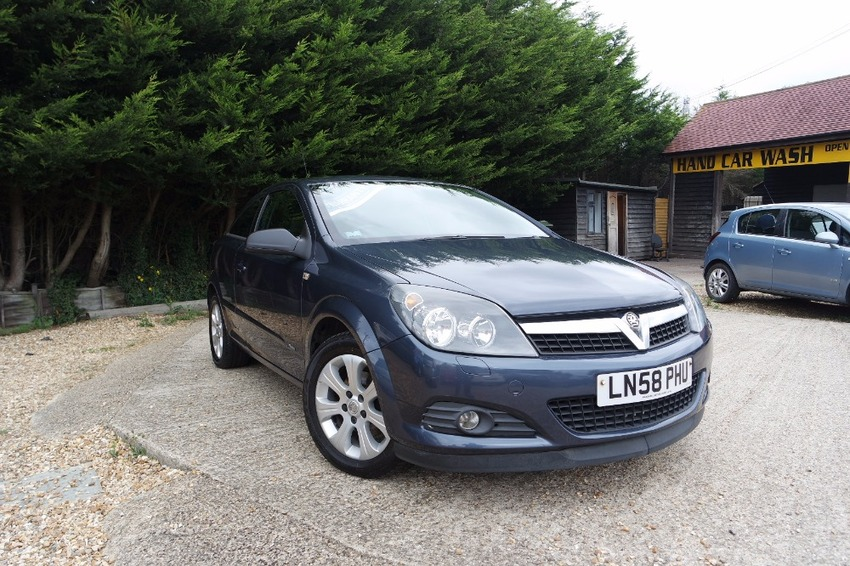 View VAUXHALL ASTRA 1.6 BREEZE