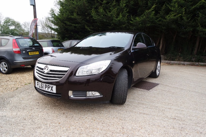View VAUXHALL INSIGNIA EXCLUSIV 2.0 CDTI