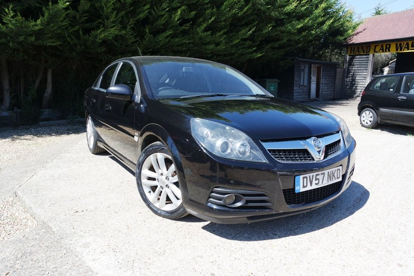 View VAUXHALL VECTRA SRI 1.9 CDTI 150 16V