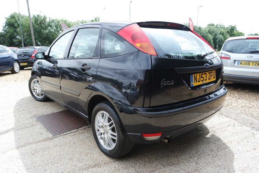 View FORD FOCUS 1.6 LX