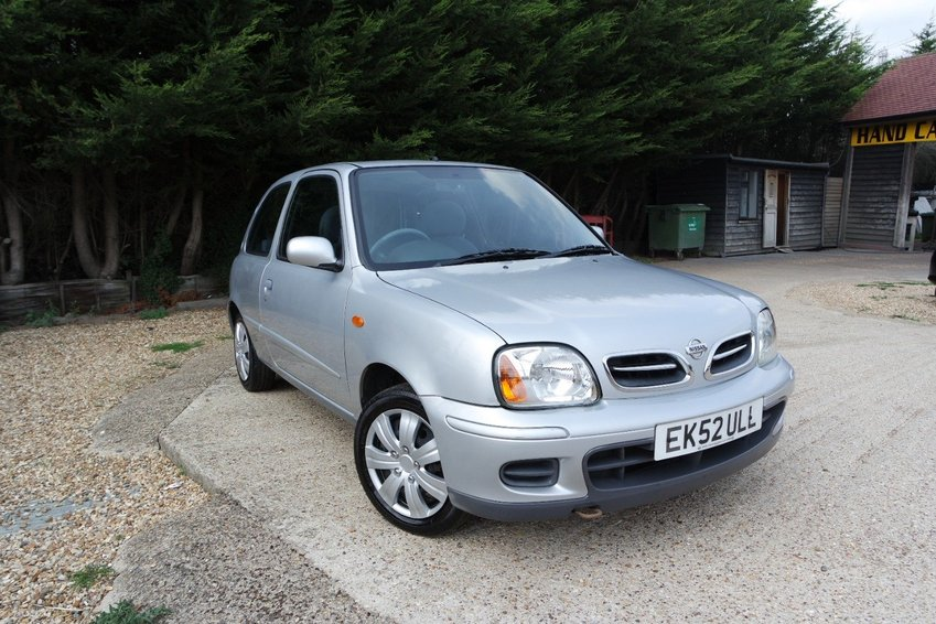 View NISSAN MICRA TEMPEST