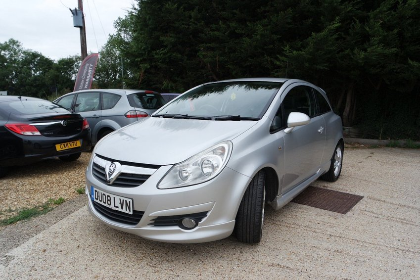 View VAUXHALL CORSA 1.4 DESIGN EXTERIOR PACK