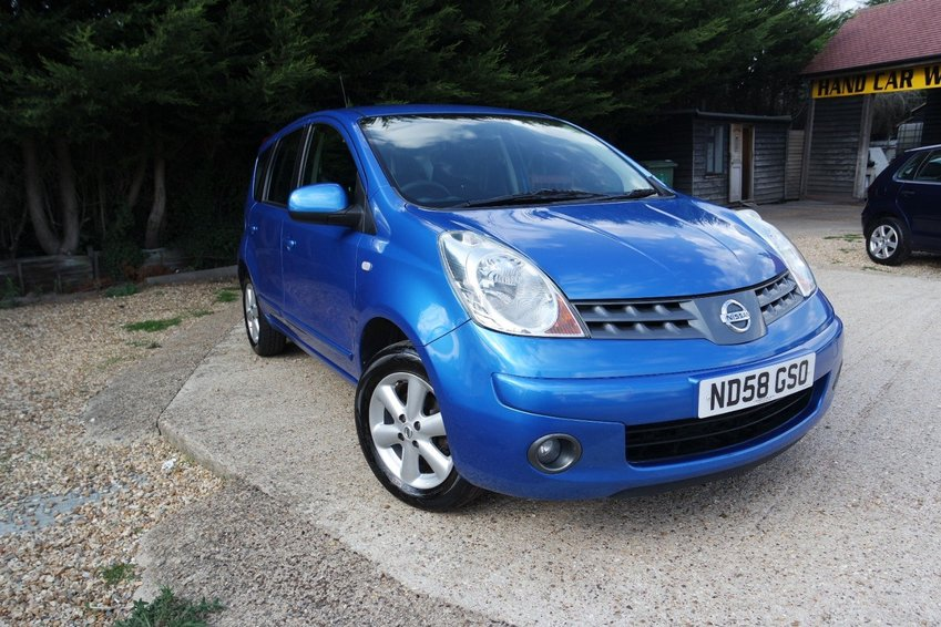 View NISSAN NOTE 1.4 ACENTA