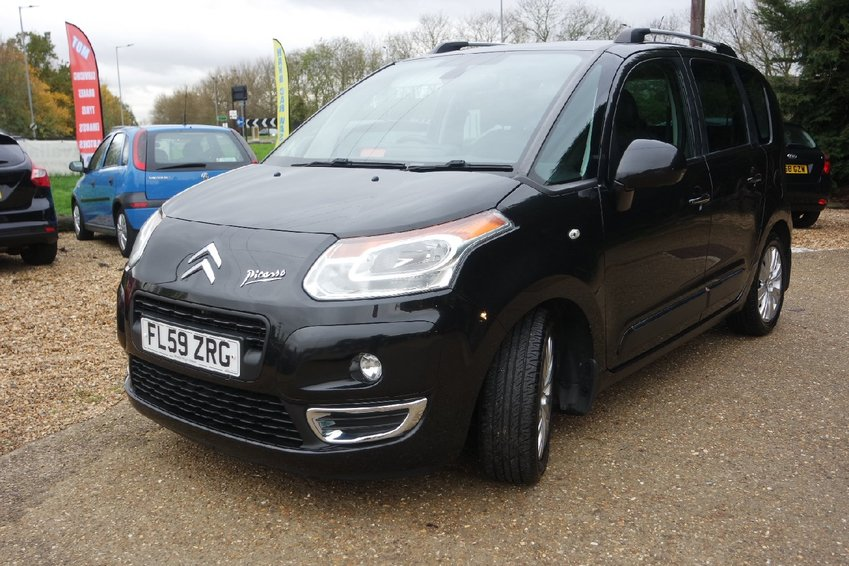 View CITROEN C3 PICASSO EXCLUSIVE 1.6 HDI SAT NAV, 90th Edt