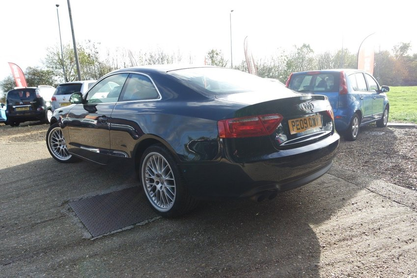 View AUDI A5 2.0 TFSI SPORT PANORAMIC ROOF