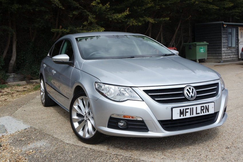 View VOLKSWAGEN CC 2.0 TDi 140 BlueMotion Start-Stop BlueMotion GT