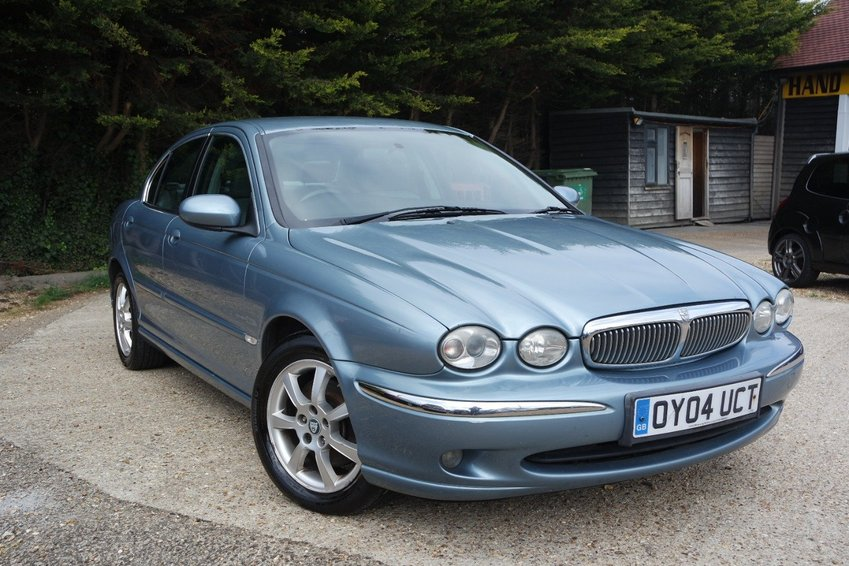 View JAGUAR X-TYPE 2.0 d 130 SE