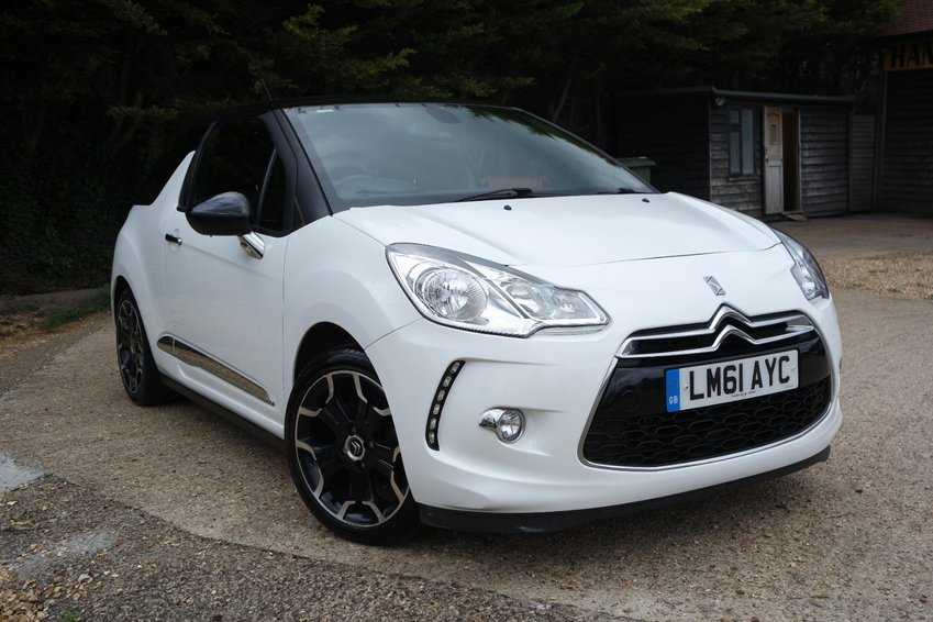 View CITROEN DS3 1.6 VTi 120 DStyle Plus