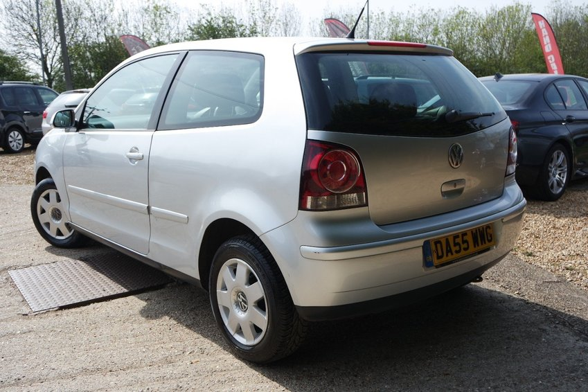 View VOLKSWAGEN POLO  1.2 S