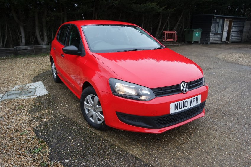 View VOLKSWAGEN POLO 1.2 60 S