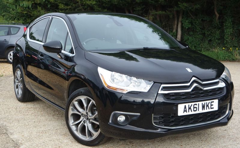 CITROEN DS4 1.6 HDI DSTYLE